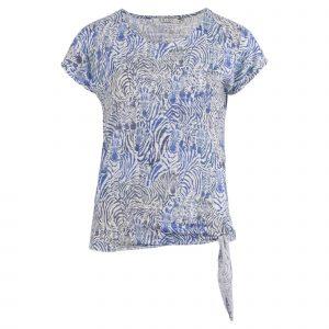Enjoy t-shirt km devore zebra sky