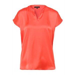 More & More Tshirt Milky Orange