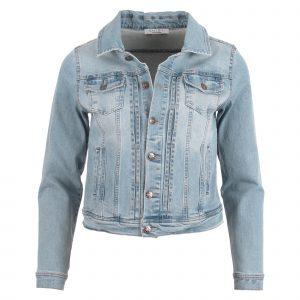 enjoy jeans jasje met zakjes