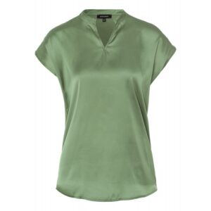 More & More Tshirt Herbal Green