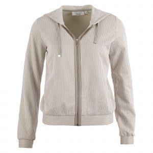Enjoy vest met capuchon