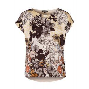 More & More Tropical Printed shirt