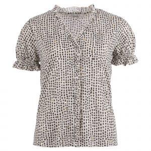 Enjoy t-shirt km devore stippen / foil print