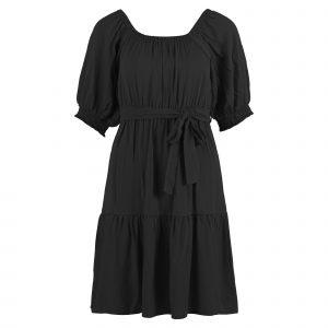 Enjoy jurk uni tencel