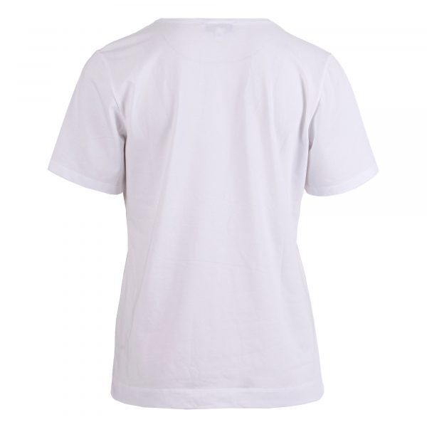 Enjoy t-shirt km print en glitter