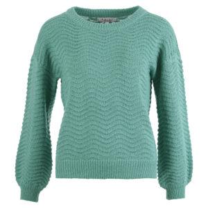 Enjoy sweater jade